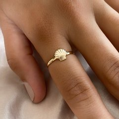 ANILLO UNDER THE SEA COLLECTION - SCALLOP