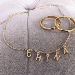 YOU NAME IT CHOKER (personalizable)