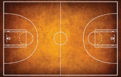 Tapete basquete