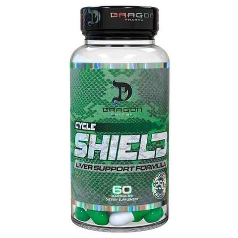 CYCLE SHIELD DRAGON PHARMA 60CAPS