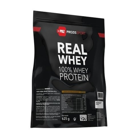 100% REAL WHEY 625G PROZIS - comprar online