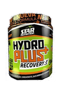 Bebida Isotonica Star Nutrition Hydro Plus Recovery 700 g
