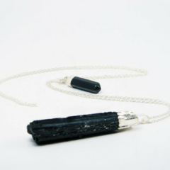 COLLAR TUSTON (TURMALINA / OBSIDIANA)