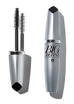 Máscara Big & DEFINE AVON
