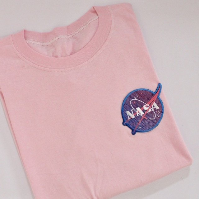 Remera Manga Larga nasa