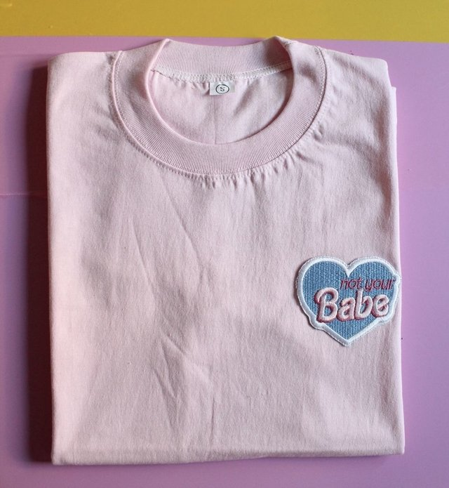 Remera Not Your Babe