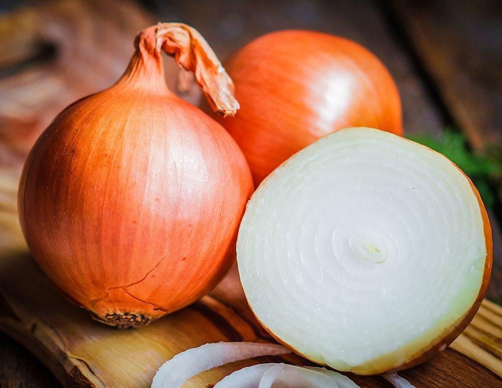 Cebolla Cobriza Orgánica