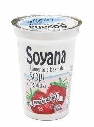 Yoghurt de Soja Orgánico ´´Soyana´´
