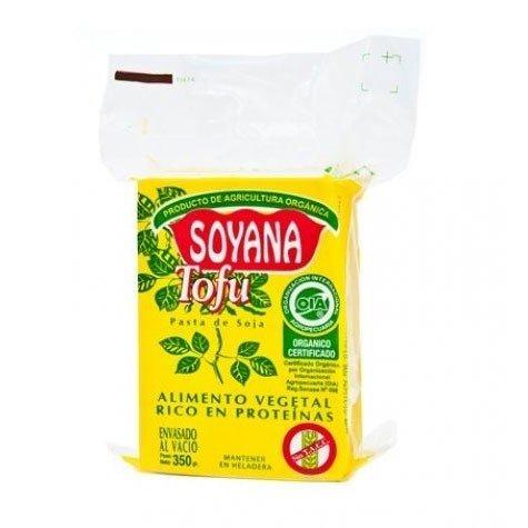 Tofu Orgánico ´´Soyana´´