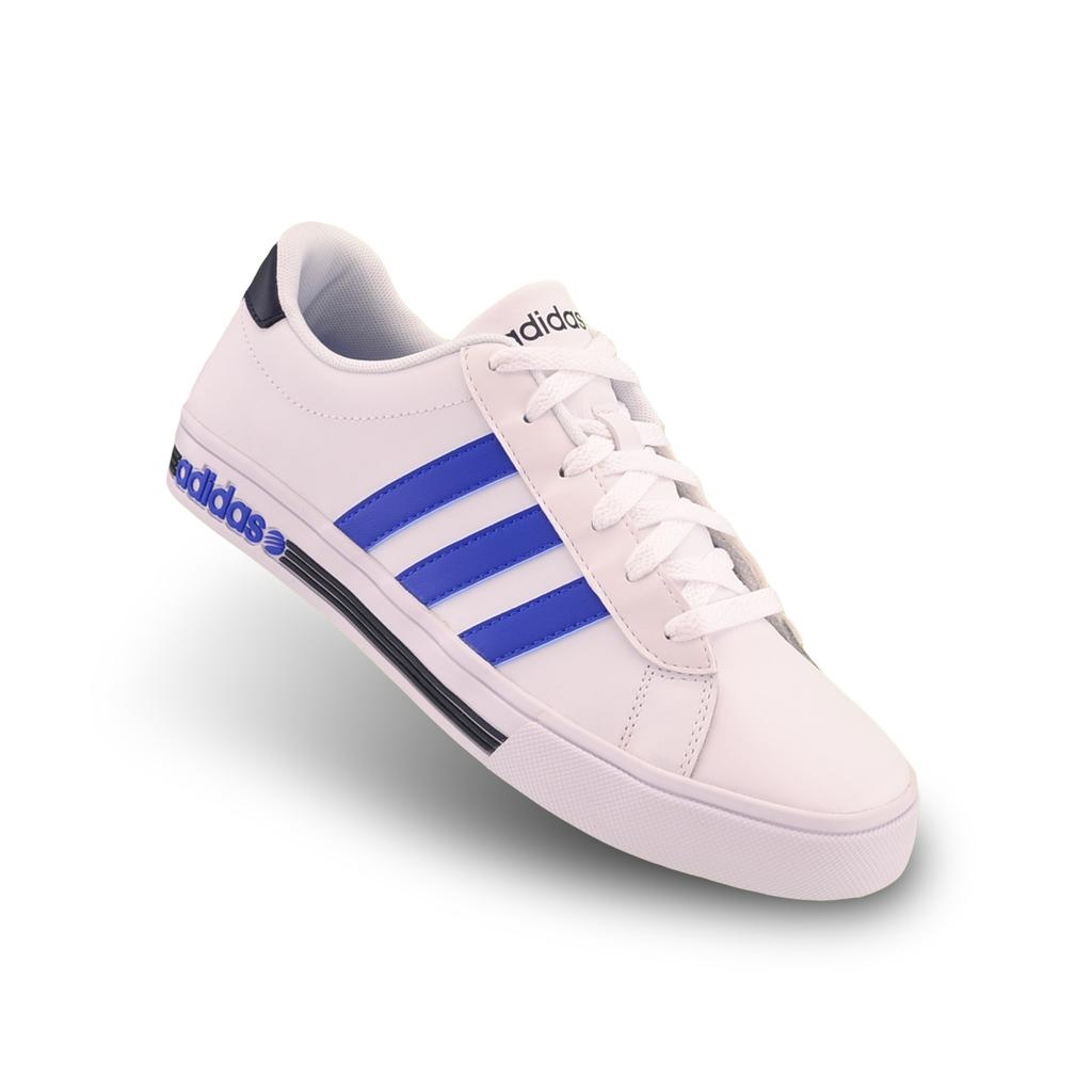 Zapatillas adidas Neo Daily Team Azul Marino y Turquesa
