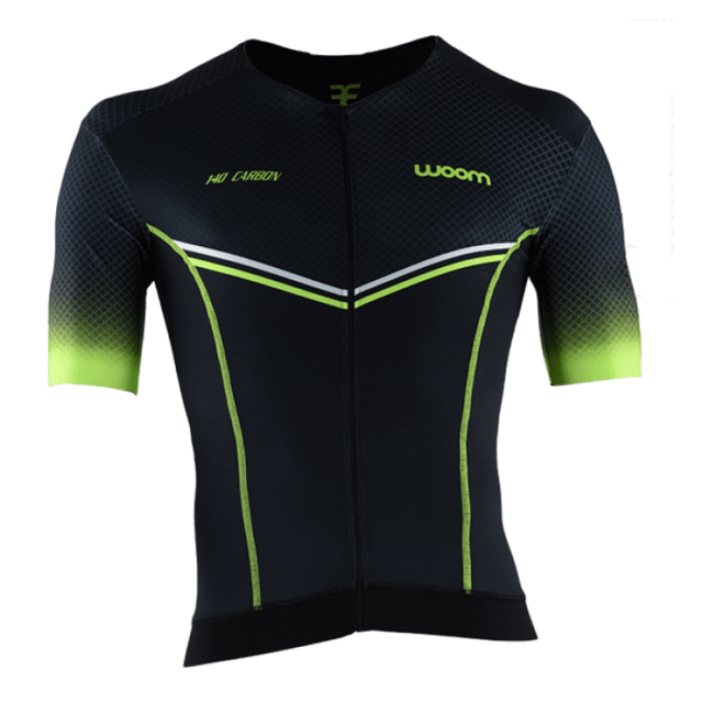 TOP TRIATHLON WOOM 140 TT CARBON 2018 MASCULINO