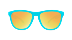 Óculos de Sol Knockaround Premiums - Pool Blue / Sunset - comprar online
