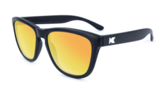 Óculos de sol Knockaround Premiums - Black / Sunset