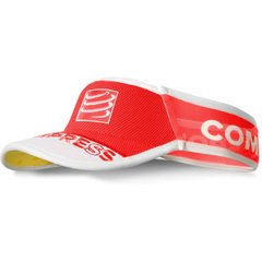VISEIRA COMPRESSPORT ULTRALIGHT VERMELHA