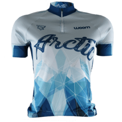 CAMISA CICLISMO WOOM ESSENCE ARTIC 2018...
