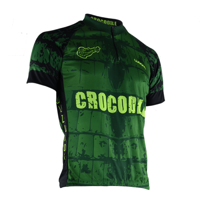 CAMISA CICLISMO WOOM ESSENCE CROCODILE 2018 MASCULINA - comprar online