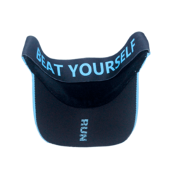 Viseira Beat Yourself Azul - comprar online