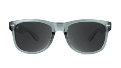 Óculos de Sol Knockaround Fort Knocks - Grey Monochrome - comprar online