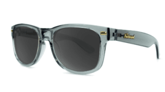 Óculos de Sol Knockaround Fort Knocks - Grey Monochrome na internet