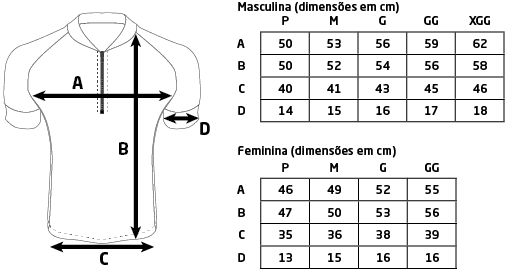 CAMISA CICLISMO WOOM ESSENCE AFRICA 2017 MASCULINA - TRI Designs
