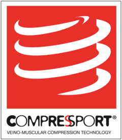 VISEIRA COMPRESSPORT ULTRA LIGHT SWIM BIKE RUN - PRETA - comprar online