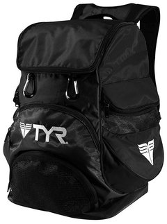 MOCHILA TYR ALLIANCE TEAM BACKPACK PRETO