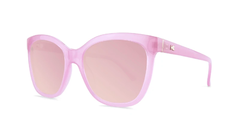 Óculos de sol Knockaround Deja Views - Pink Lemonade na internet
