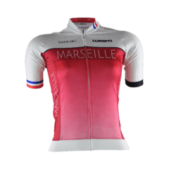 CAMISA CICLISMO WOOM SUPREME MARSEILLE 2...
