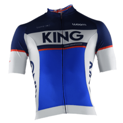CAMISA CICLISMO SUPREME KING 2018 MASCUL...