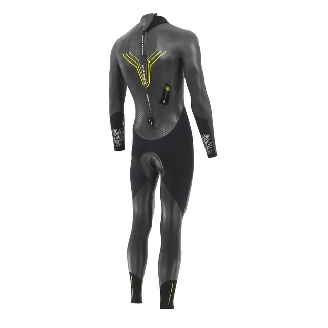 ROUPA DE BORRACHA WETSUIT AQUA SPHERE M PURSUIT 2016/2017 NEW - TRI Designs