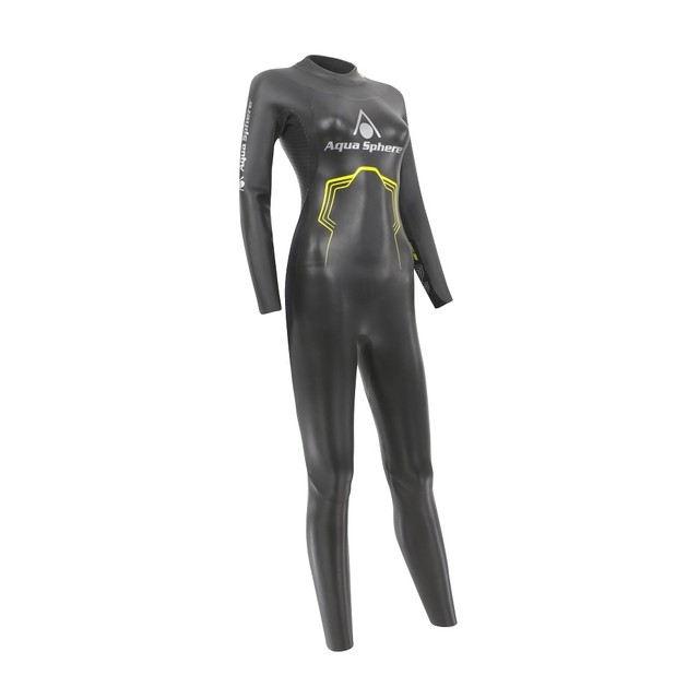 ROUPA DE BORRACHA WETSUIT AQUA SPHERE W PURSUIT 2016/2017 NEW na internet