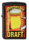 Encendedor Zippo - I Support The Draft 28661