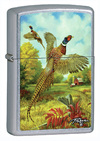 Encendedor Zippo - Linda Picken Collection - Pheasants Red BA 28775