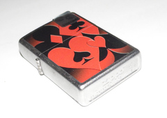 Encendedor Zippo - Card Suits 28182
