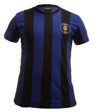 Remera Retro Inter de Milan