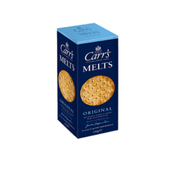 GALLETA CARR´S MELTS ORIGINAL Caja x 150 gr