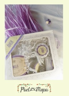 "Set Spa ""Violeta"""