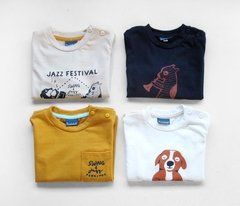 Remera Piano songs - Pambokids