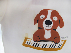 Remera Piano songs - outlet - Pambokids