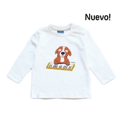 Remera Piano songs - outlet