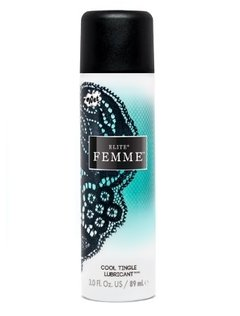 LUBRICANTE WET ELITE FEMME COOL 3 OZ