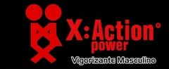 X ACTION POWER VIGORIZANTE MASCULINO 2 CÁPSULAS