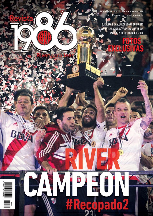 Pack River Campeón en internet