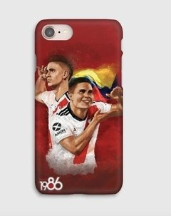 Funda Amor Colombiano iPhone 7 + Revista 1986 #79 - comprar online