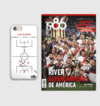 Funda Gol de América iPhone 5 + Revipóster