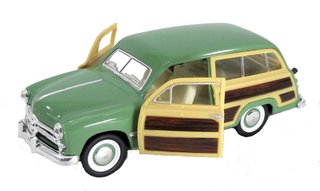 Ford Woody 1949 1/40 Metal