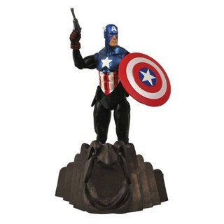 Captain America ( Bucky Barnes ) - Marvel Select
