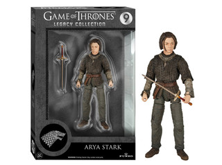 Arya Stark Legacy Collection Game of Thrones Funko