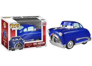 Doc Hudson Cars Carros Funko Pop