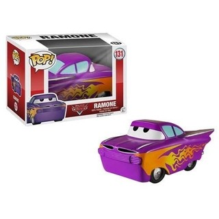 Ramone Cars Carros Pop Funko